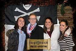 Logiclock Escape Rooms Nottingham - Pirates Players