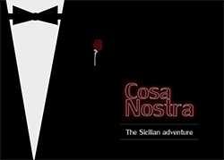 Logiclock Escape Rooms - Cosa Nostra Room